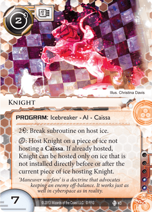 Android Netrunner Knight Image