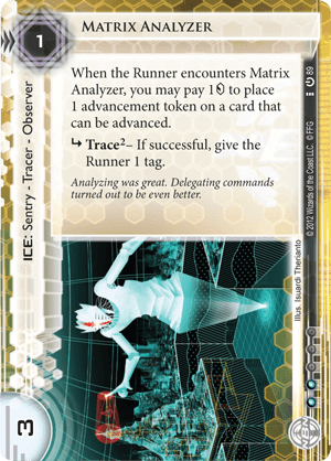 Android Netrunner Matrix Analyzer Image