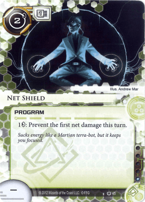 Android Netrunner Net Shield Image