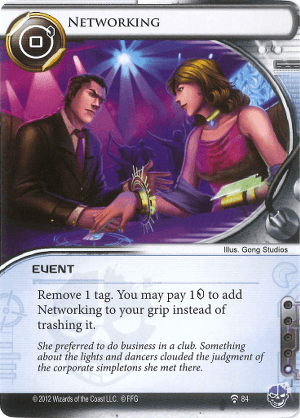 Android Netrunner Networking Image