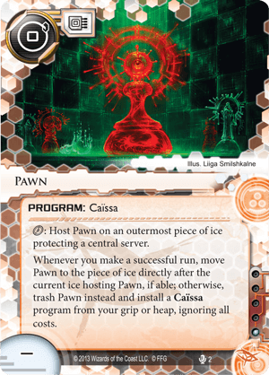 Android Netrunner Pawn Image