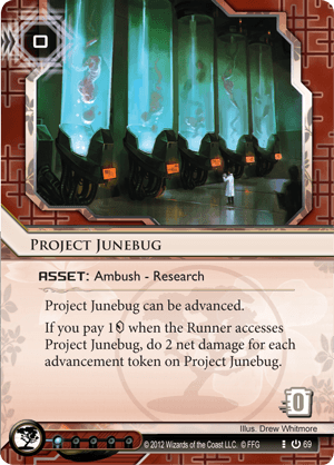 Android Netrunner Project Junebug Image