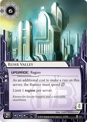 Android Netrunner Ruhr Valley Image