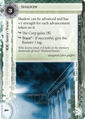Android Netrunner Shadow Image