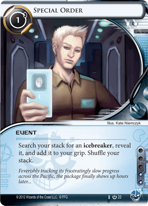 Android Netrunner Special Order Image