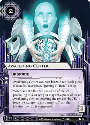 Android Netrunner Awakening Center Image