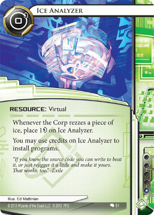 Android Netrunner Ice Analyzer Image