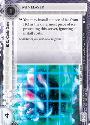 Android Netrunner Minelayer Image