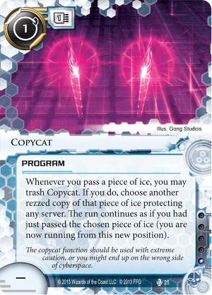 Android Netrunner Copycat Image