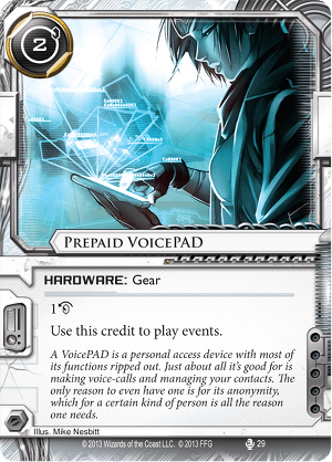 Android Netrunner Prepaid VoicePAD Image