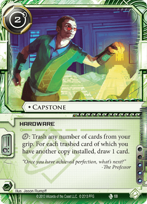 Android Netrunner Capstone Image