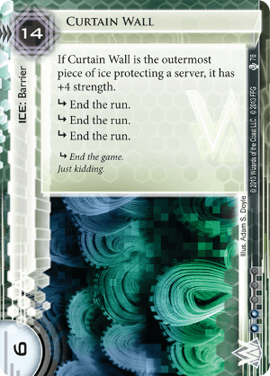 Android Netrunner Curtain Wall Image
