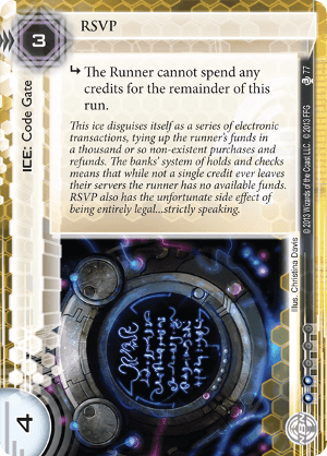 Android Netrunner RSVP Image