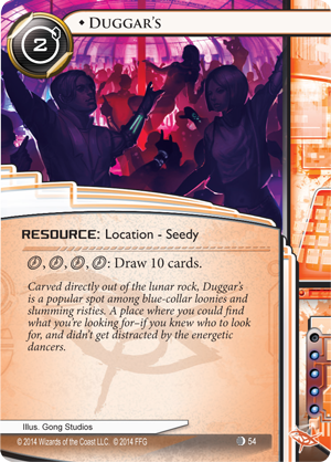 Android Netrunner Duggar's Image