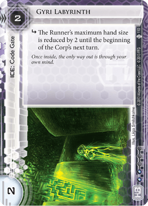 Android Netrunner Gyri Labyrinth Image