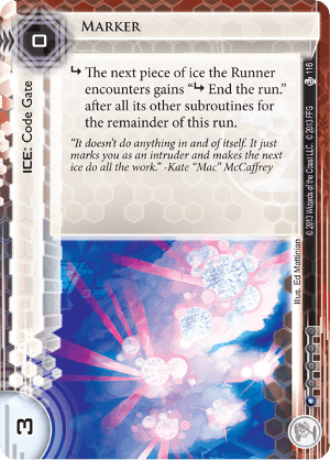 Android Netrunner Marker Image