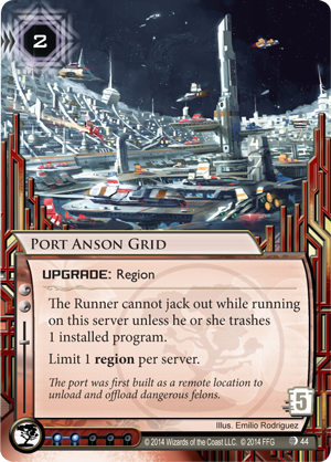 Android Netrunner Port Anson Grid Image