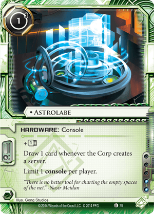 Android Netrunner Astrolabe Image