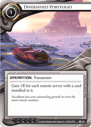 Android Netrunner Diversified Portfolio Image