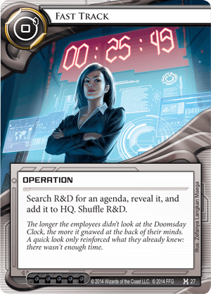 Android Netrunner Fast Track Image