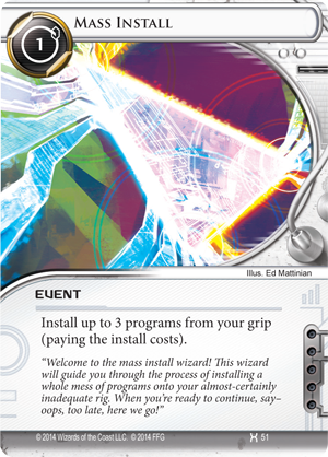 Android Netrunner Mass Install Image