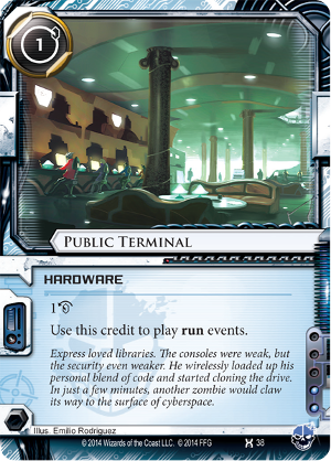Android Netrunner Public Terminal Image