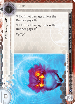 Android Netrunner Pup Image