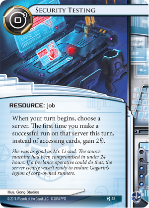 Android Netrunner Security Testing Image