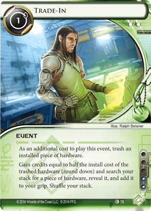 Android Netrunner Trade-In Image