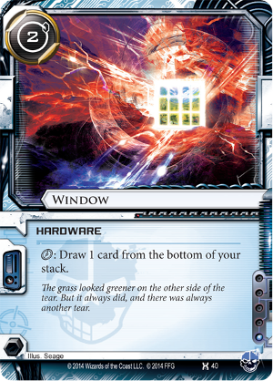 Android Netrunner Window Image