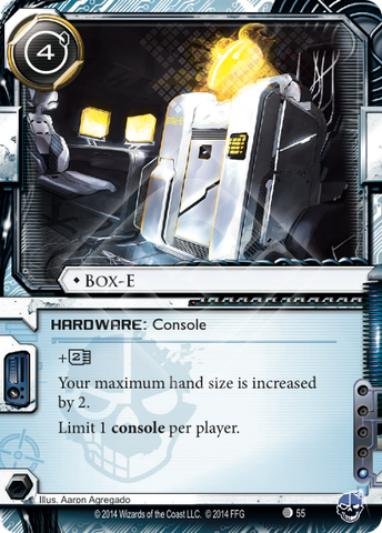 Android Netrunner BOX-E Image