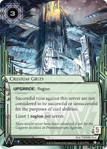Android Netrunner Crisium Grid Image