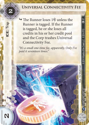 Android Netrunner Universal Connectivity Fee Image