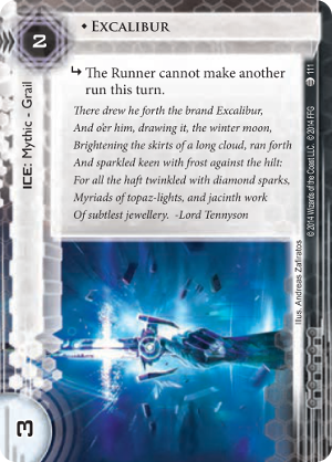 Android Netrunner Excalibur Image