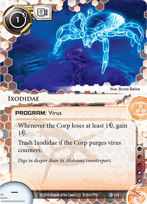 Android Netrunner Ixodidae Image