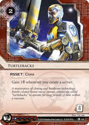Android Netrunner Turtlebacks Image
