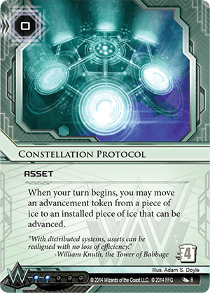 Android Netrunner Constellation Protocol Image