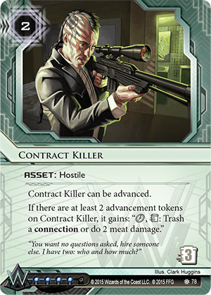 Android Netrunner Contract Killer Image