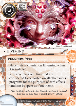 Android Netrunner Hivemind Image