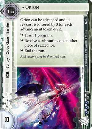Android Netrunner Orion Image