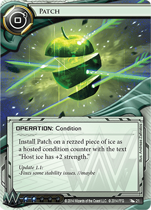 Android Netrunner Patch Image