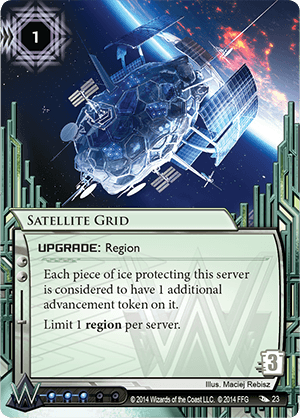 Android Netrunner Satellite Grid Image