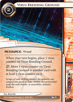 Android Netrunner Virus Breeding Ground Image