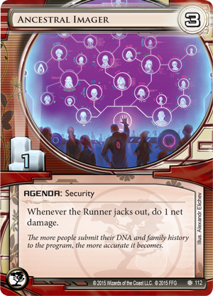 Android Netrunner Ancestral Imager Image