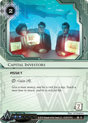 Android Netrunner Capital Investors Image