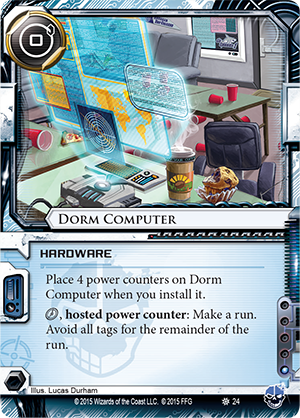 Android Netrunner Dorm Computer Image