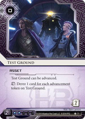 Android Netrunner Test Ground Image