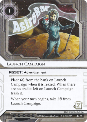 Android Netrunner Launch Campaign Image