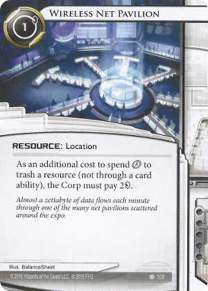 Android Netrunner Wireless Net Pavilion Image