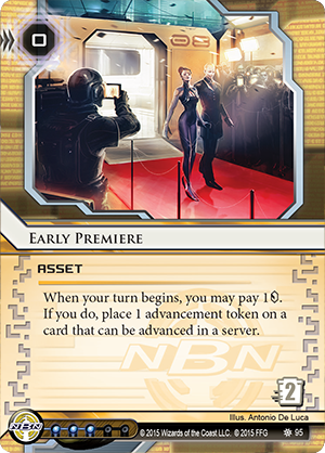 Android Netrunner Early Premiere Image